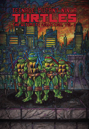 Tmnt Ultimate Collection TP 03