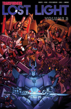 Transformers Lost Light TP Vol 3