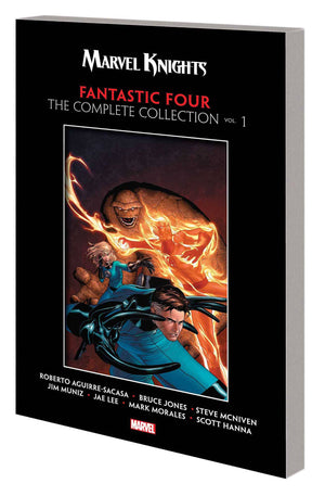 Marvel Knights Fantastic Four Complete Collection TP Volume 01