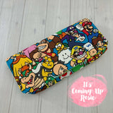 Mario Characters Nintendo Switch Case