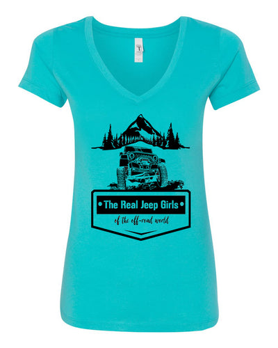 Real Jeep Girls Tee