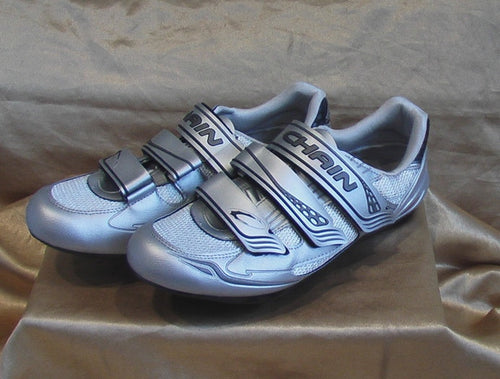 Chain Sport Elite Shoes Silver / Black / White