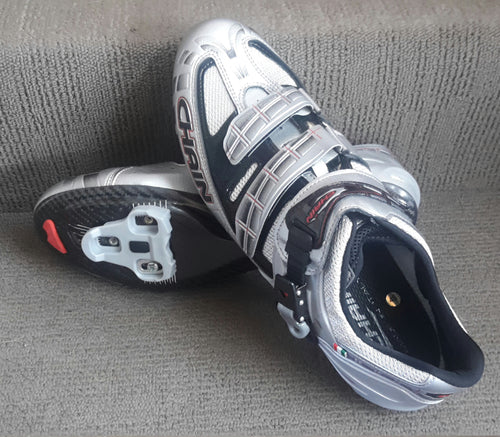 Chain Sport Nova Carbon Shoes Silver