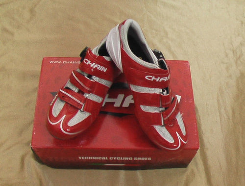 Chain Sport Nova Pro Tour Carbon Shoes Red