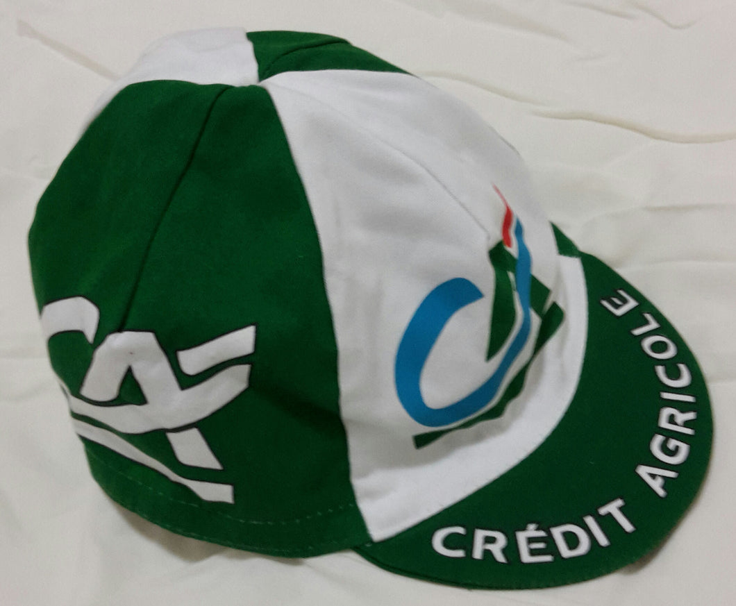 Credit Agricole Cycling team cap