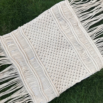 PILLOW COVER MACRAME 003