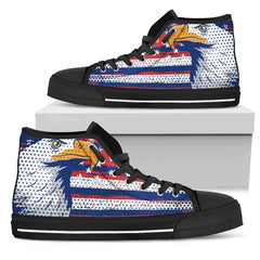 Bald Eagle Sneakers - OnlineGearz