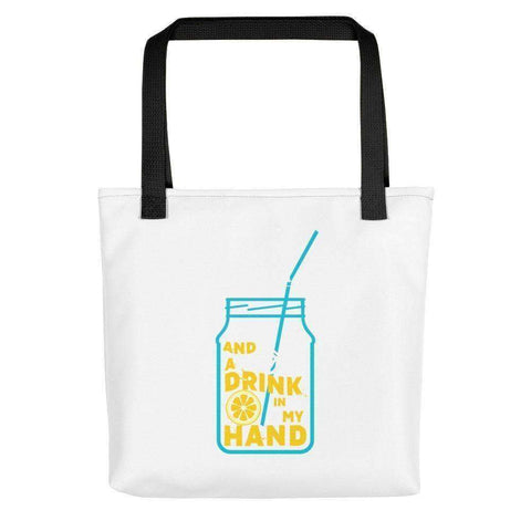 Drink in Hand Tote bag - OnlineGearz