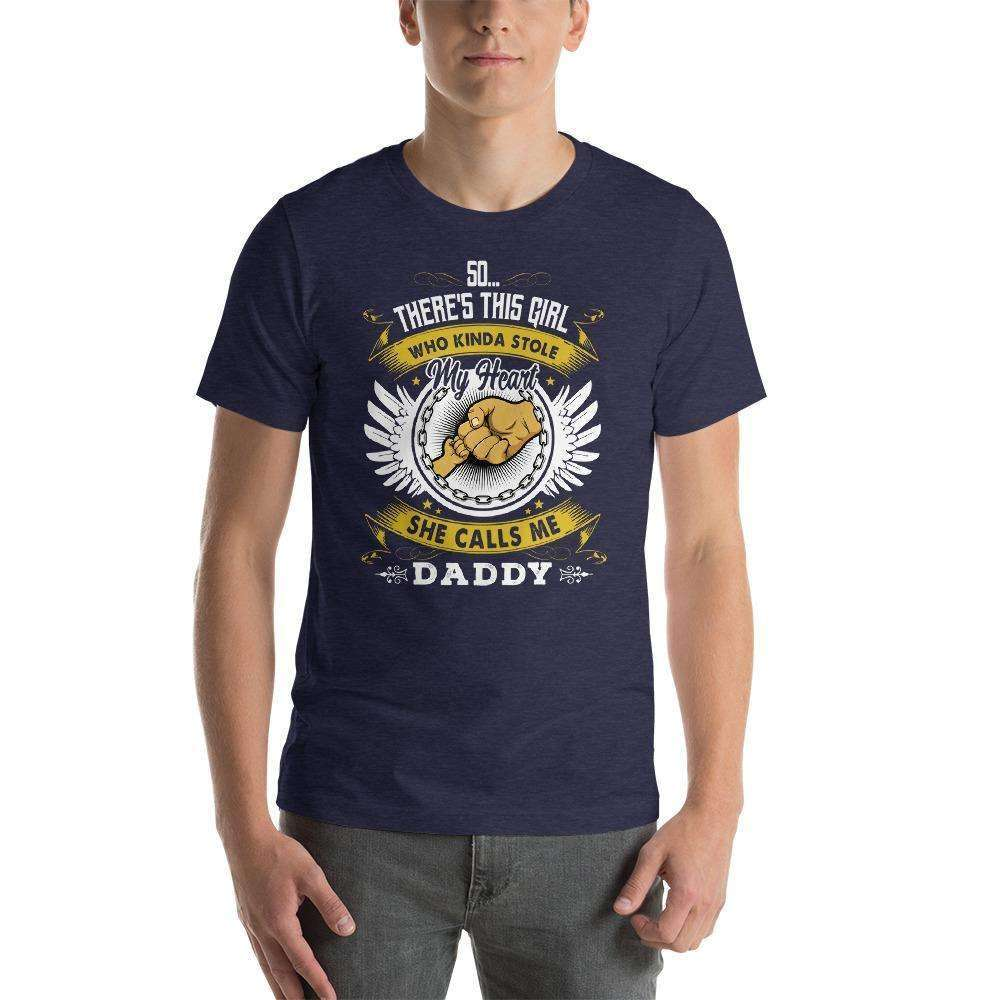 Fist Bump Dad Premium T-Shirt - OnlineGearz