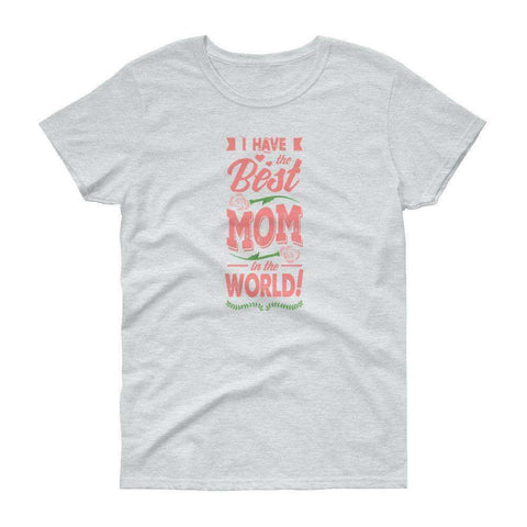Best Mom Light  sleeve t-shirt - OnlineGearz
