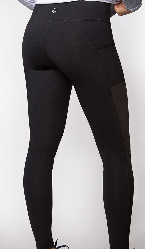 Miami 7/8 Mesh Legging - unfnshd workout apparel