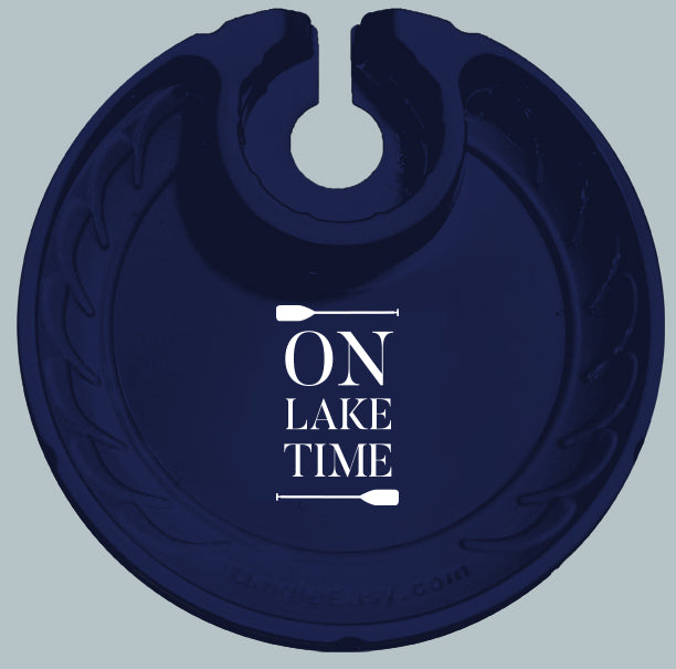 On Lake Time (Box of 6 Plates)