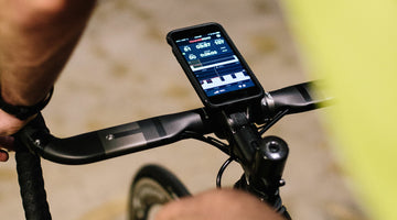 How to attach your smartphone to any Garmin Edge mount