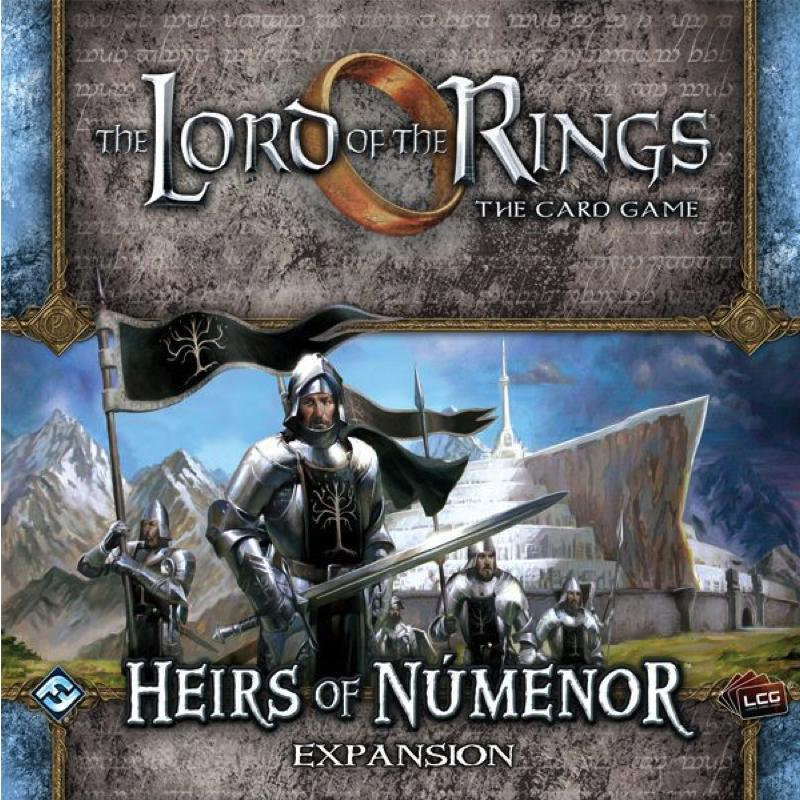 The Lord of the Rings: The Card Game – Heirs of Númenor