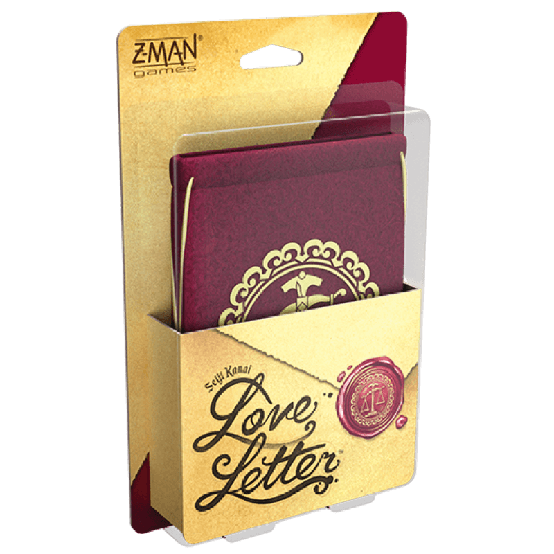 Love Letter (clamshell packaging) (PRE-ORDER)