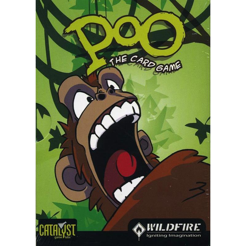 Poo: The Card Game (Revised edition)