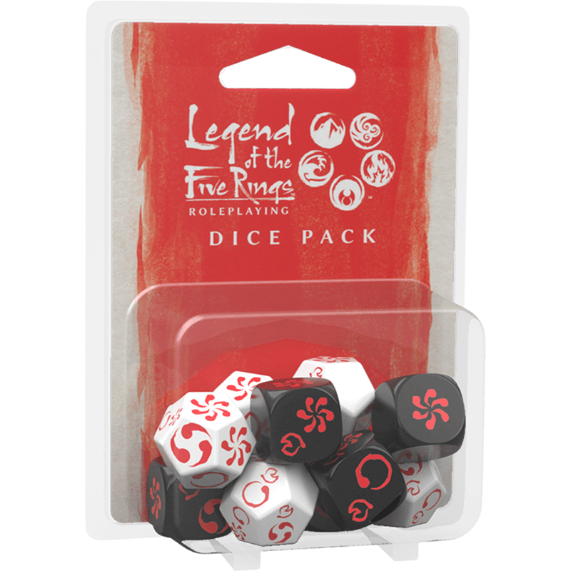 Legend of the Five Rings Roleplaying Game - Dice Pack