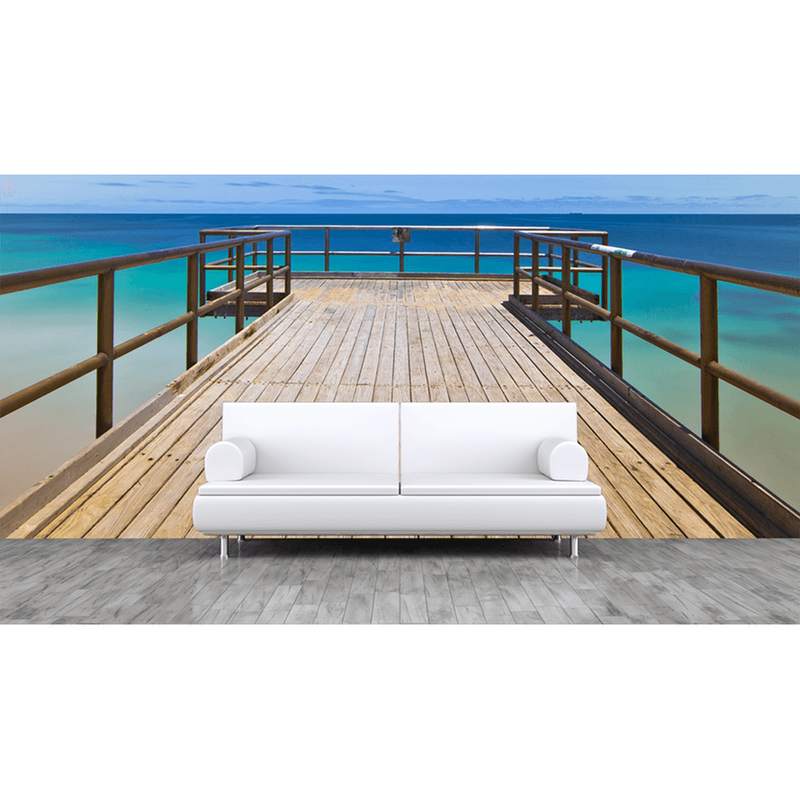 Beach & Tropical Wall Murals - Premium-Creative Wallpaper