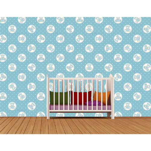 Baby Nursery Wallpaper Murals - Premium-Creative Wallpaper