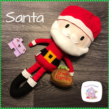 Santa - Father Christmas - HarveysToyShed