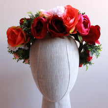 Chelsea Silk Flower Crown