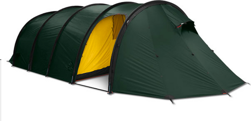 14 Person Stalon XL Group Tent by Hilleberg - Green