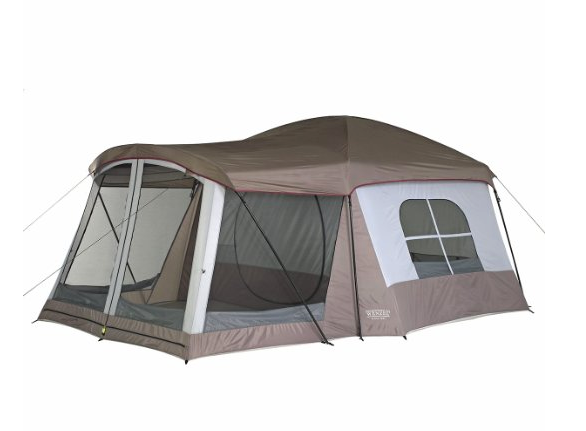 Klondike Family Camping Tent by Wenzel - 8 Person
