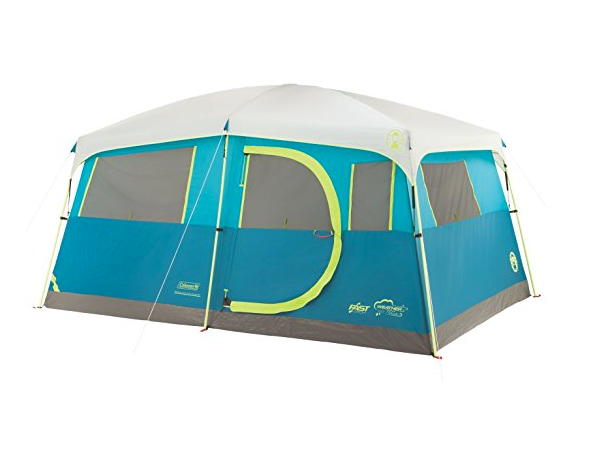 8 Person Tenaya Cabin Tent by Coleman