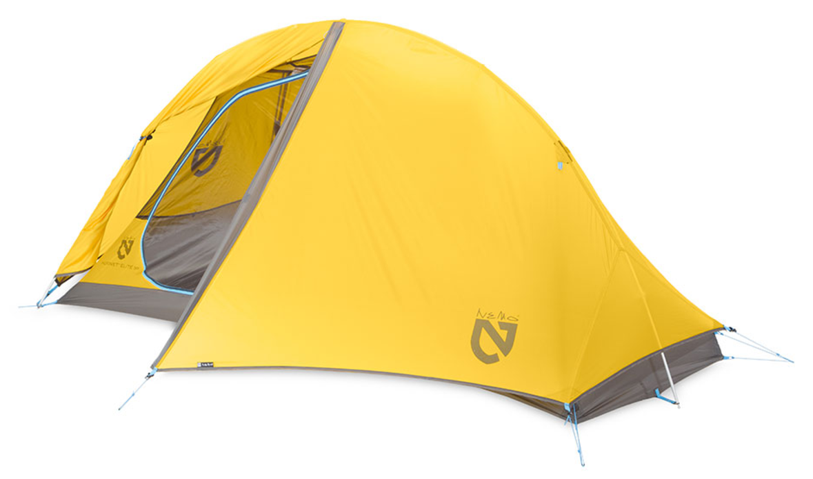 Hornet Elite Tent by Nemo - Ultralight - 1 Person