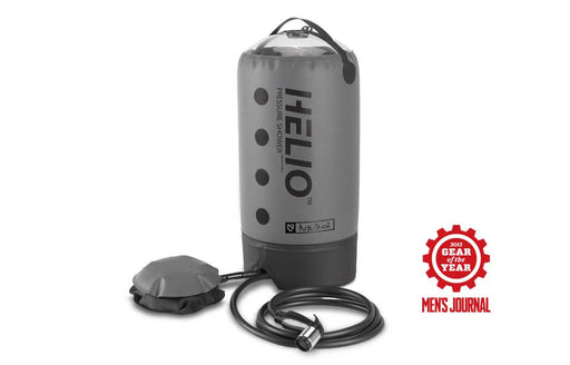 Helio Outdoor Shower by Nemo - Pressurized