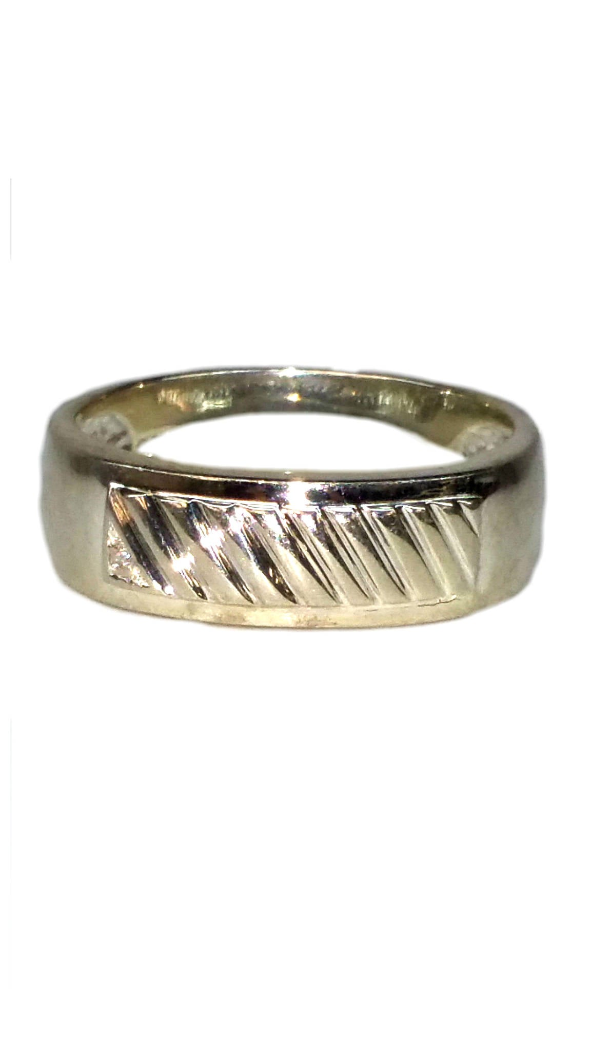 Custom Sterling Silver Ring - [17]