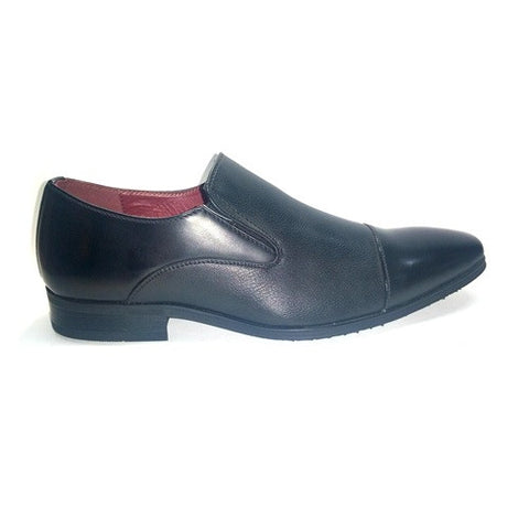 Formal Shoe Slip On - Black
