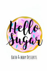 Hello Sugar Bath & Body Desserts