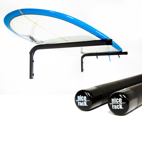 NICE RACK | Stand-up Paddle (SUP) Horizontal Wall Rack