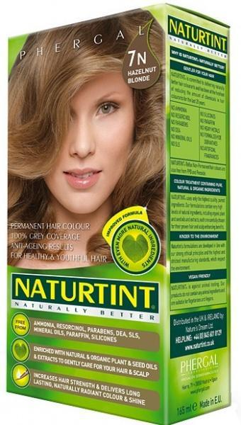 Naturtint Hazelnut Blonde 7N