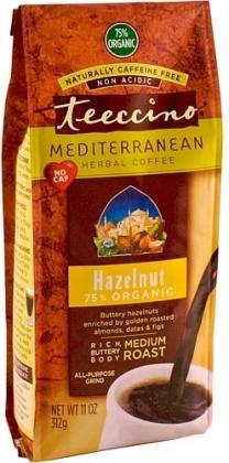 Teeccino Hazelnut All Purpose Grind 312gm