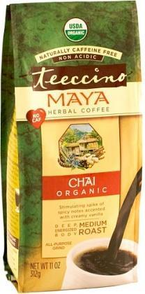 Teeccino Organic Maya Chai All Purpose Grind 312g