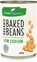 Ceres Organics Baked Beans 400g (Can)-Health Tree Australia