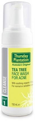 TP Tea Tree Face Wash for Acne 150ml