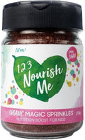 123 Nourish Me Magic Sprinkles for Kids 115g New