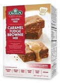 Orgran Caramel Fudge Brownie Mix G/F 400g
