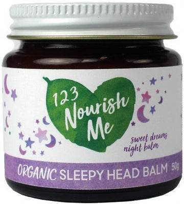 123 Nourish Me Sleepy Head Balm for Kids 60ml New