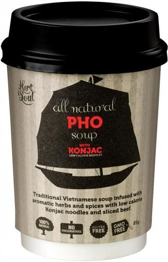 Hart & Soul All Natural Pho Soup in a Cup 85g