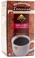 Teeccino Vanilla Nut Herbal Coffee 25 Tee-Bags