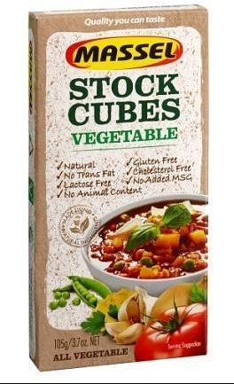 Massel Vegetables Cube 105gm