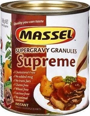 Massel Supergravy Supreme Gravy Mix 130gm