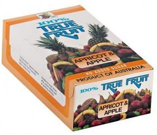 Sun Valley Apricot + Apple Fruit Strips 30x 20gm