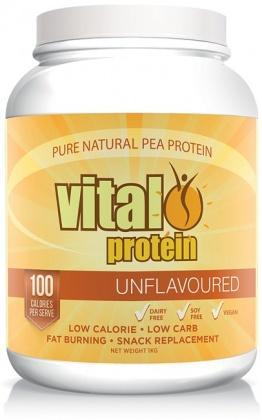 Vital Protein Pea Protein Isolate Natural Pwdr 1Kg