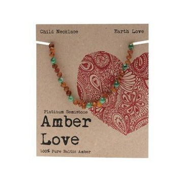 Amber Earth Love 33cm