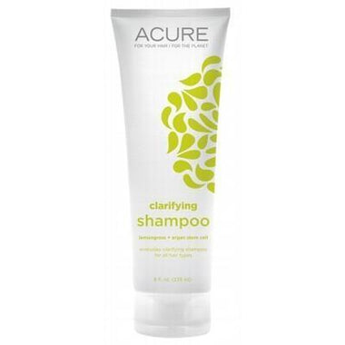 Shampoo Lemongrass + Argan 235ml - ACURE